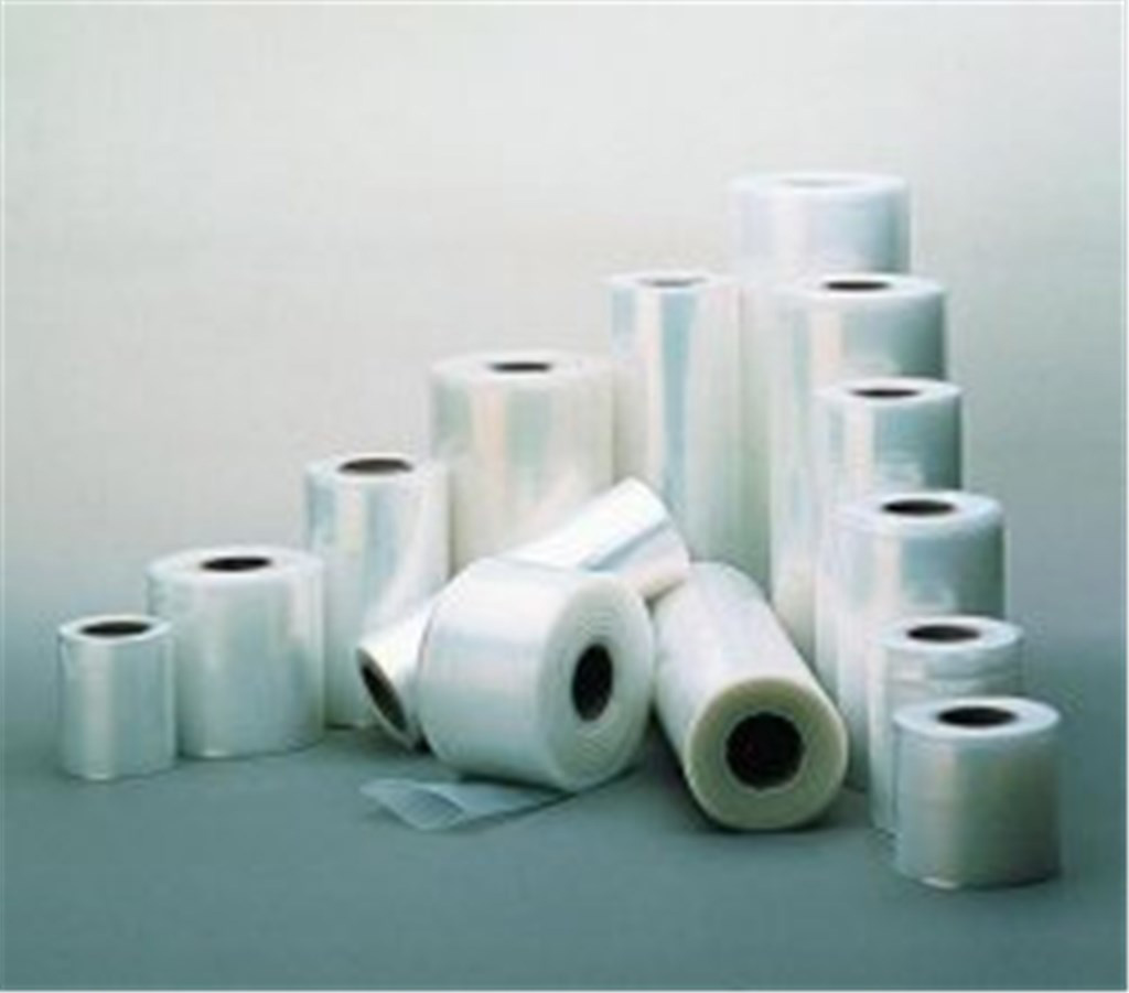 Plastfilm 25 m x 250 mm, transparent, PE, 0,10 mm
