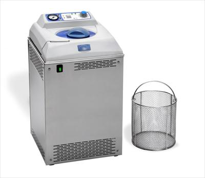 STERIL-FOOD COM 20 autoklav, 20 liter