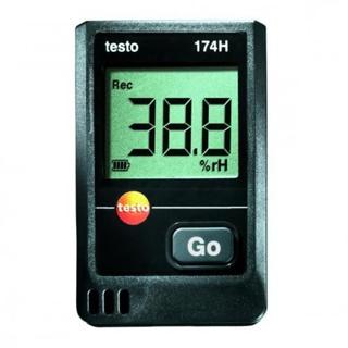 Datalogger Testo 174H, 20 70°C & 0 100% RH   Buch & Holm AS
